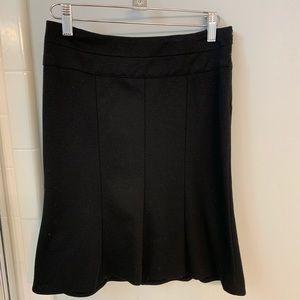 Black dress skirt